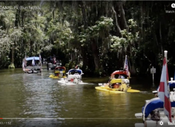 Exploring Our Backyard Waterways – Dora Canal