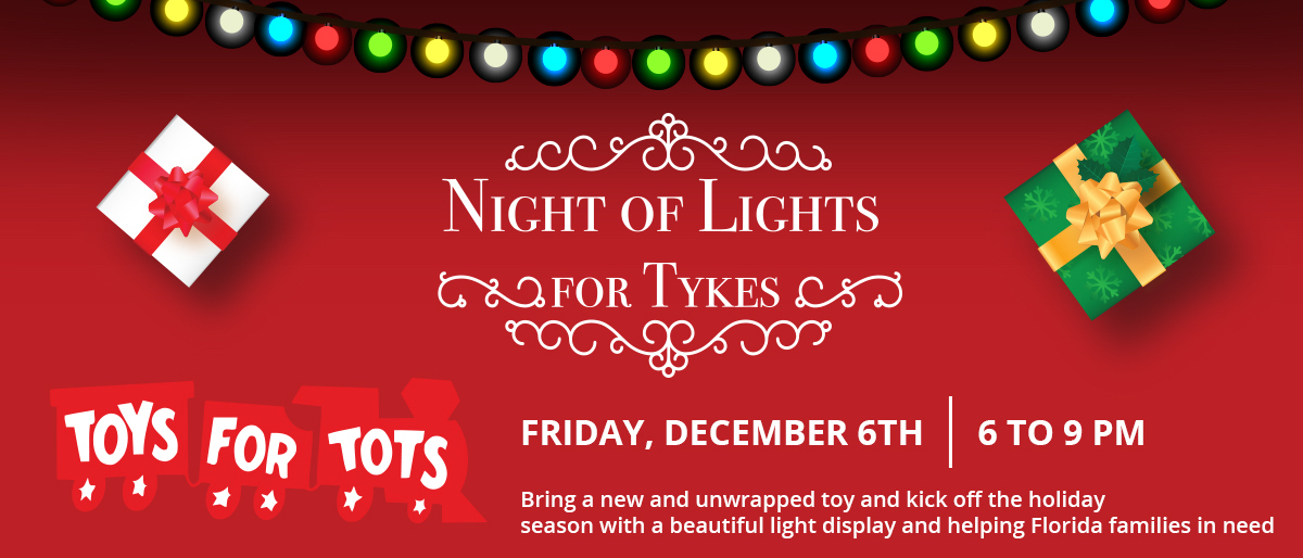 21st Annual Night of Lights for Tykes