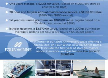 One Year of Boating for One Low Price