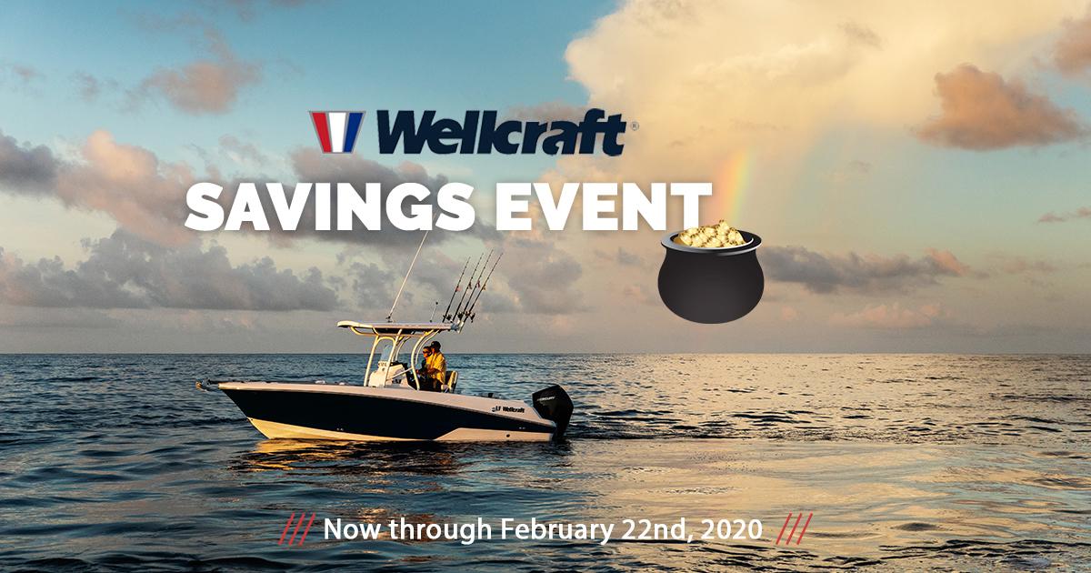 Wellcraft Savings Event 2020