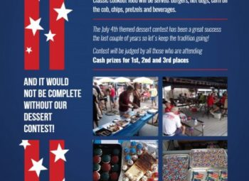Join us at our Annual July 4th Picnic