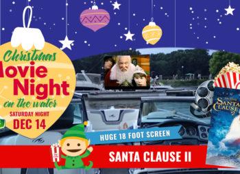 Christmas Movie Night 2019
