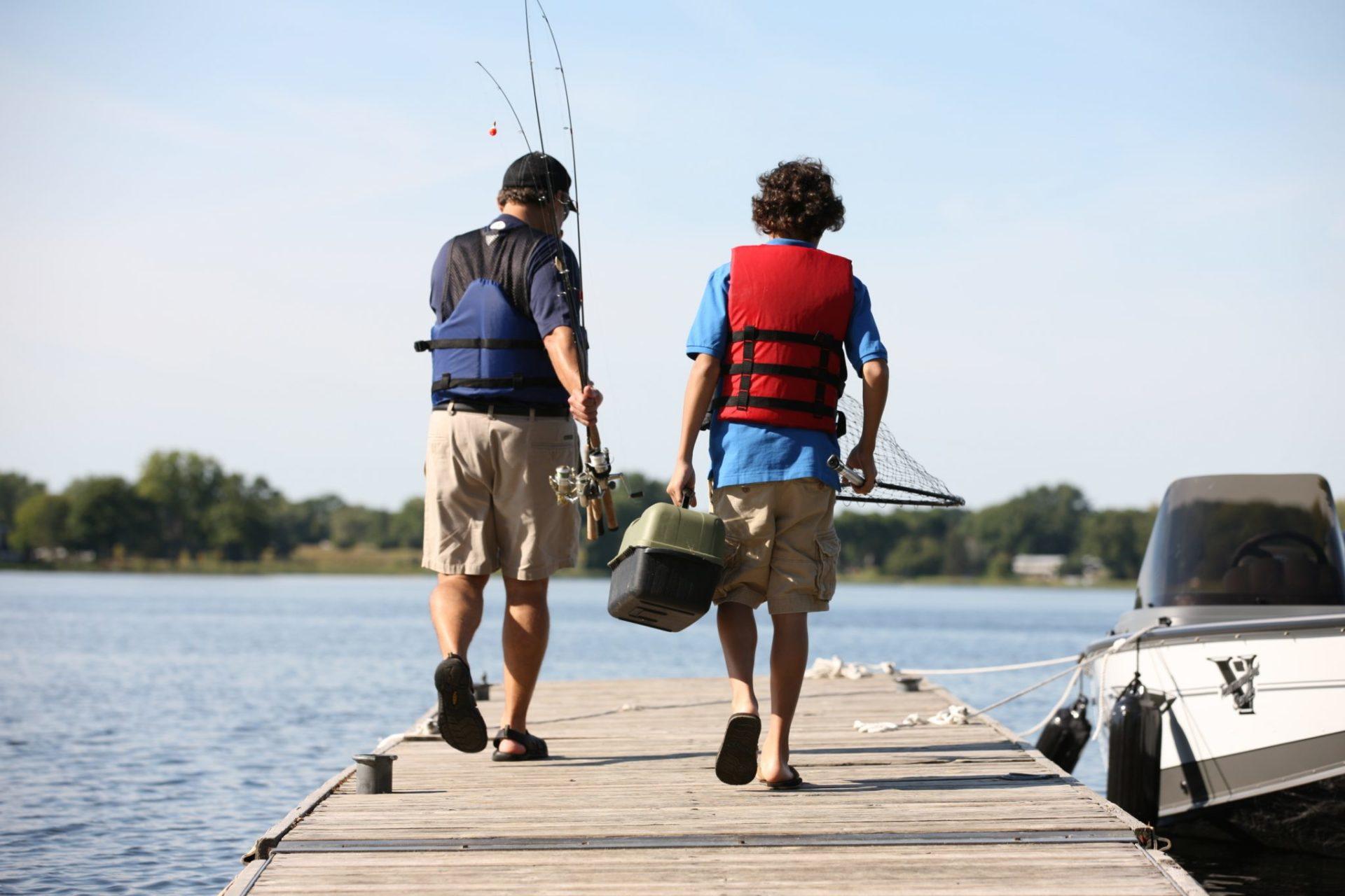 Get Your Fishing License Or Boating Registrations Online