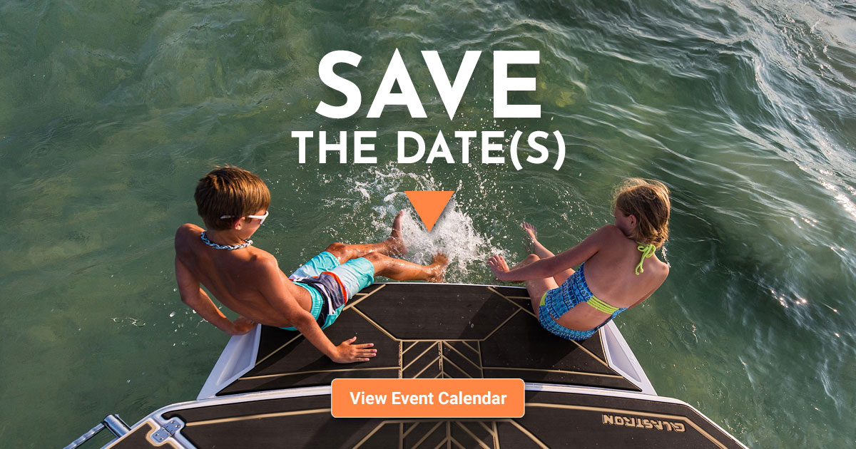 Spring & Summer Events 2021!