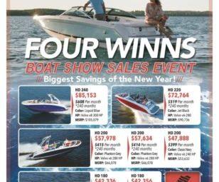 Four Winns Brand