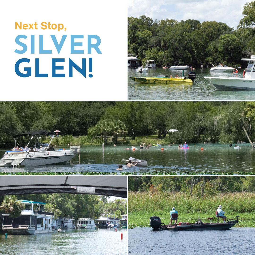 RSVP – Cruise St.  Johns River to Silver Glenn